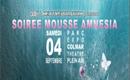 Amn�sia, Soir�e <strong>mousse</strong> @ Colmar le 04/09