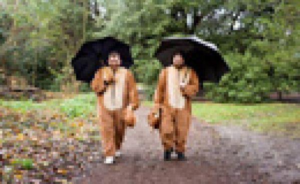 Raf Daddy et Joe Goddard présentent : 2 Bears, 1 Love