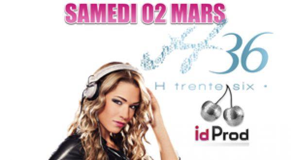 Miss Roxx @H36 By IDPROD Sameedi 2 Mars