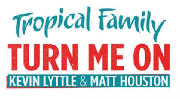 Tropical <strong>family</strong>: D&eacute;couvrez le nouveau clip &quot;Turn Me On&quot; de Kevin Lyttle et Matt Houston !