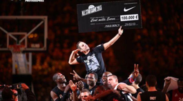 All Star Game, il marque un panier qui lui rapporte 100 000 � !