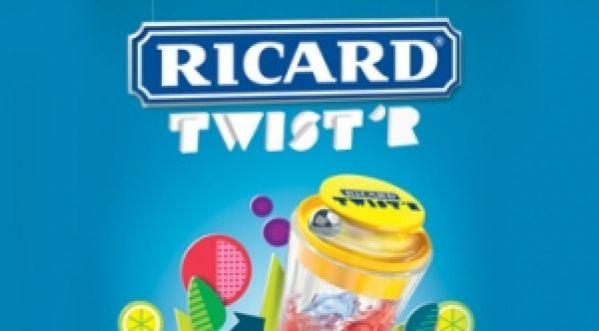 Lancement du Ricard Twist?R