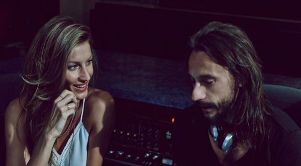 Gisele Bundchen &amp; <strong>bob</strong> Sinclar pr&eacute;sentent &quot;Heart of Glass&quot; !