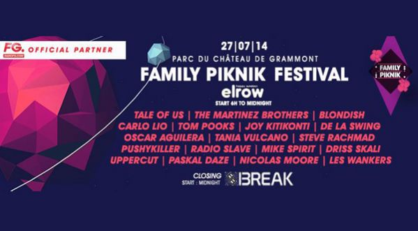<strong>family</strong> PikNik #03 le 27 Juillet 2014