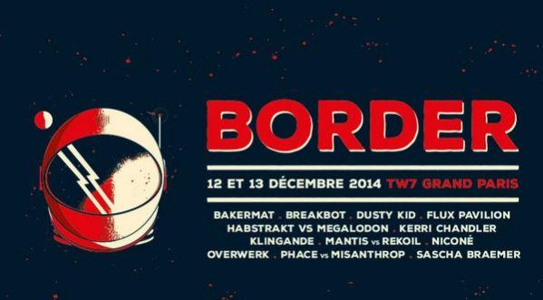Border Festival @ Parc des expositions de Paris <strong>nord</strong>