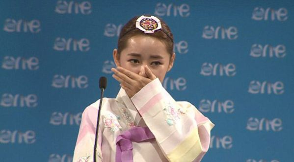 Vid�o : D�couvrez l��mouvant t�moignage de Yeonmi, une jeune fille �chapp�e de  Cor�e du <strong>nord</strong>.