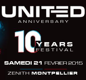 United 10 years : le compte � rebours est lanc�
