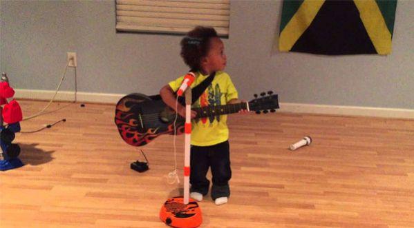 Vid�o : La rel�ve de <strong>bob</strong> Marley est officiellement assur�e !