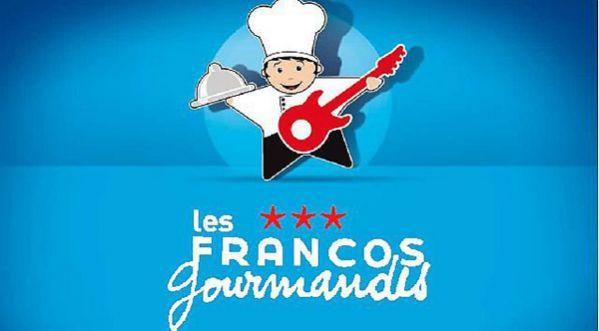 Les Francos Gourmandes 2015, la programmation gastronomique d�voil�e!
