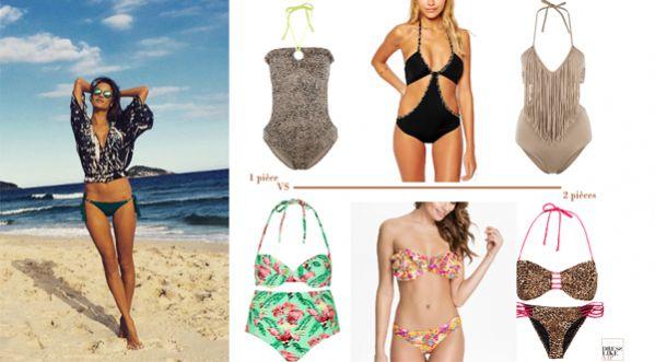 Découvrez votre sélection de maillots de bain pour femmes par DRESSLIVEVIP !