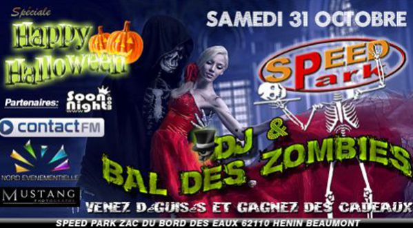 <strong>happy</strong> HALLOWEEN au Speed Park d&#039;H&eacute;nin Beaumont
