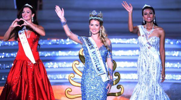 Miss Monde 2015 : L&#039;<strong>espagne</strong> &agrave; l&#039;honneur !