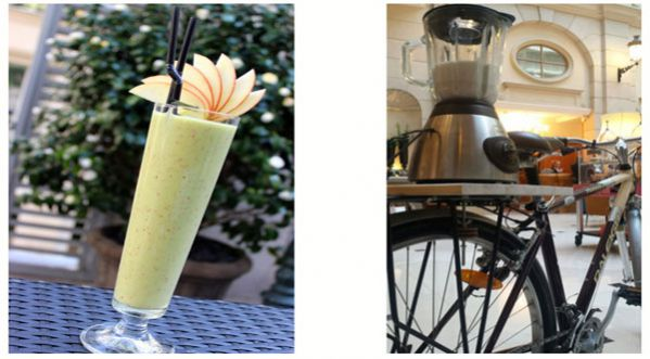 Dimanche 24 avril, Brunch Green à l�hôtel Paris Marriott Champs Elysees