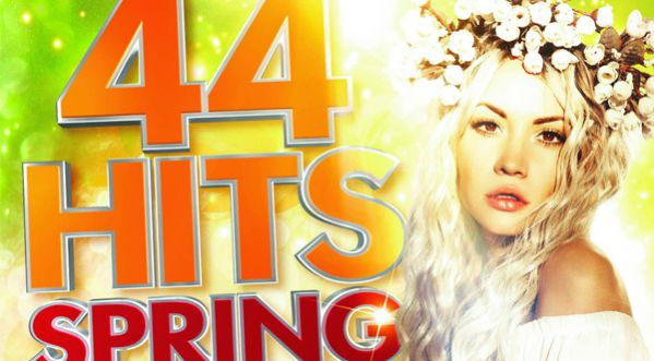 "Gagne ta compilation ""44 Hits Spring 2016"" !"