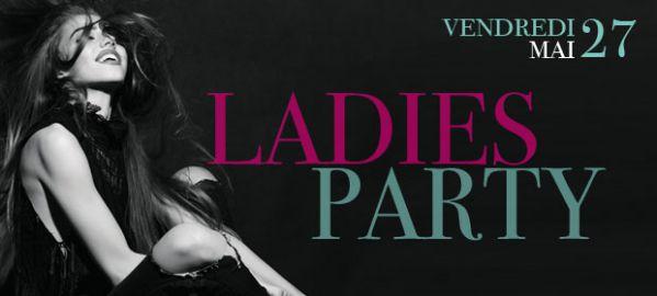 Ladies Party au Duplex ce vendredi !