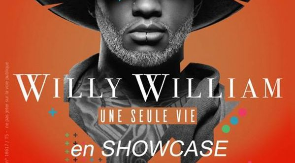 Willy <strong>william</strong> en Showcase au Sphinx le 04 Juin 2016