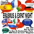 Soir�e Belushi's Erasmus & expat : be welcome in paris