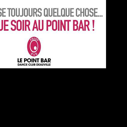 Soirée Point bar Clubbing session