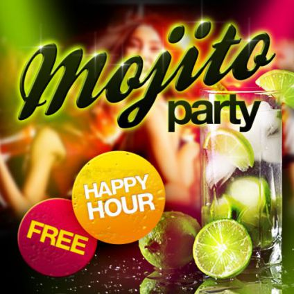 Soirée Hide chatelet Afterwork mojito party