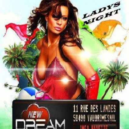 Soirée New dream discotheque Ladys night