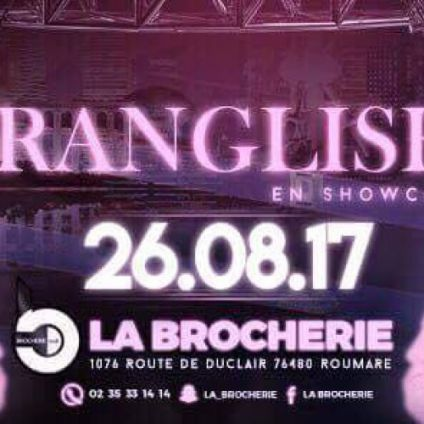 Soirée Brocherie Franglish! en showcase