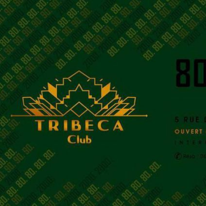 Soirée Tribeca club #tribeca #party #club #80s #90s #2000