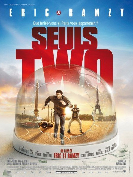 Seuls Two affiche
