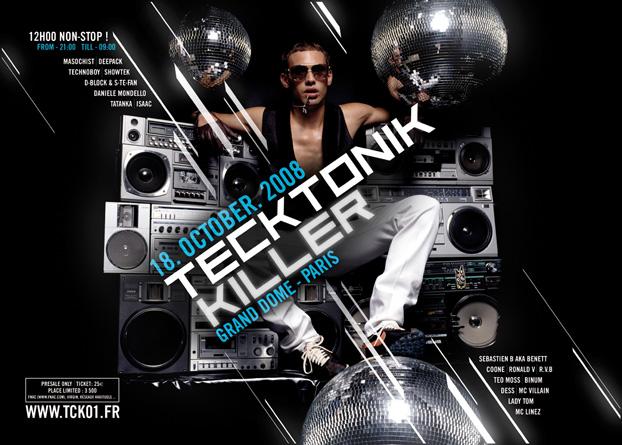 La discotheque METROPOLIS en Belgique passe au style commercial!  Tecktonik_killer