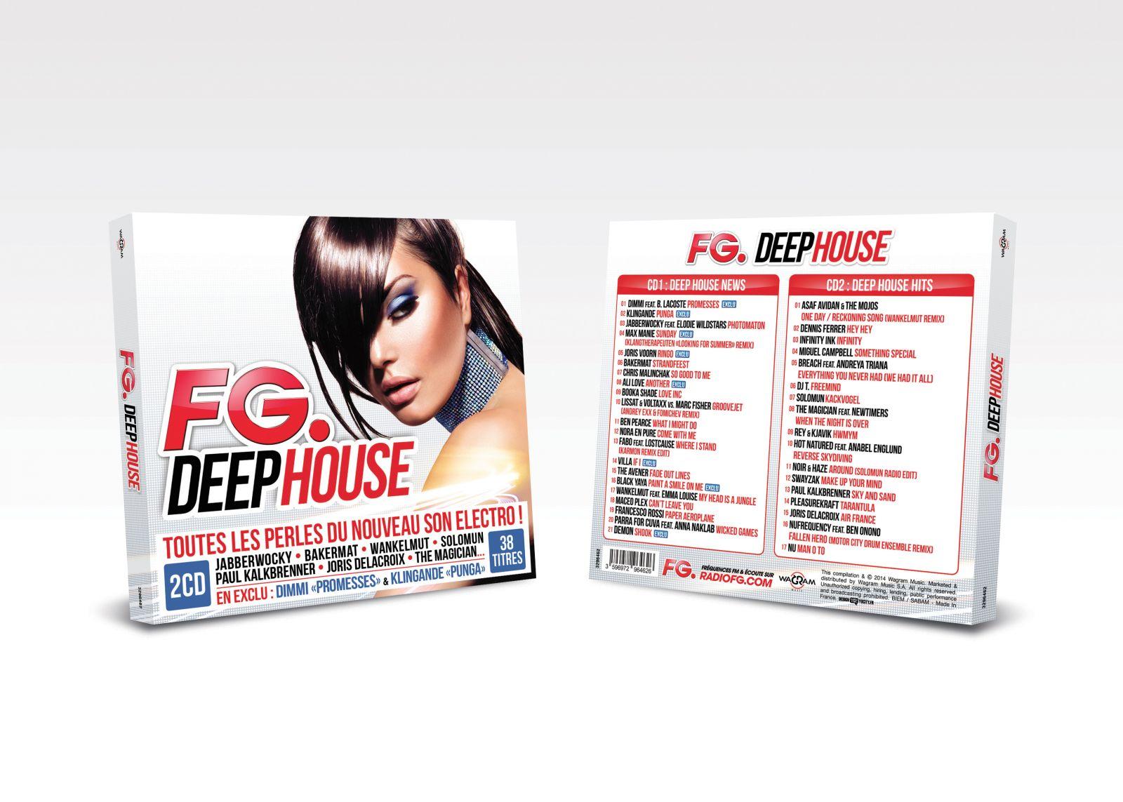 FG DEEP HOUSE 2014