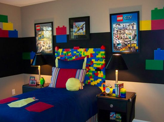 D co chambre lego star wars for Decoration chambre star wars