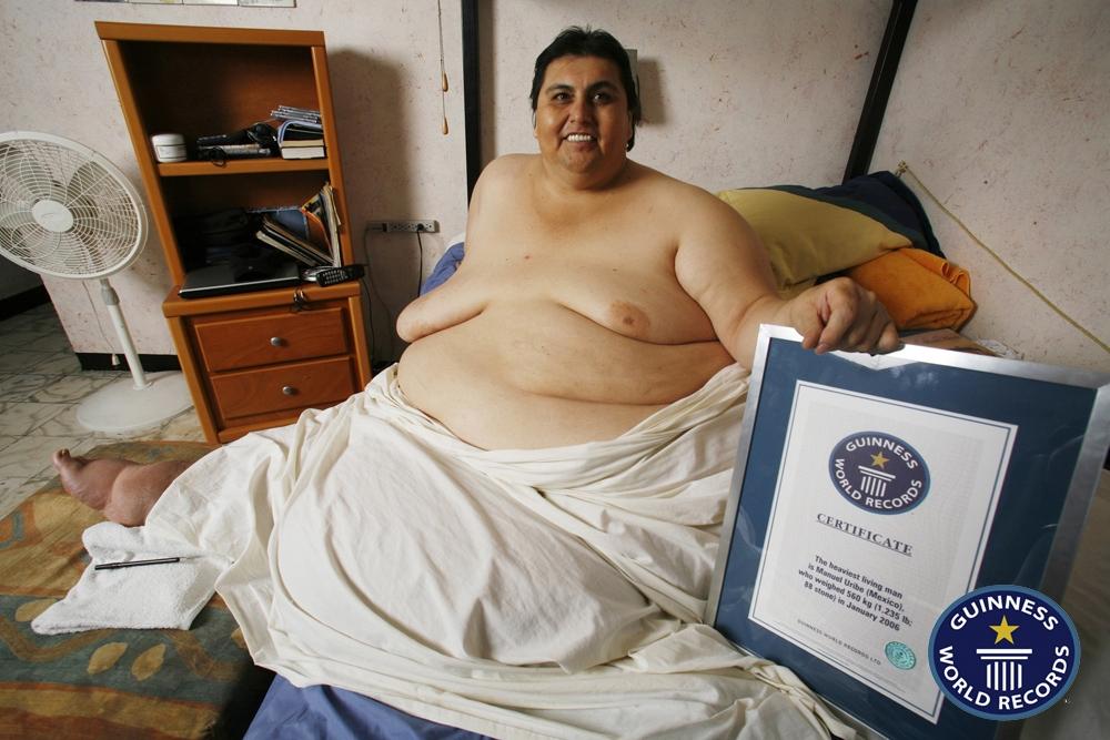 Homme Le Plus Gros Du Monde l'homme le plus gros du monde est mort !