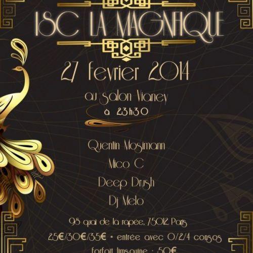 Gala 2014 Isc Paris Jeudi 27 Fevrier 2014 Salons Vianey