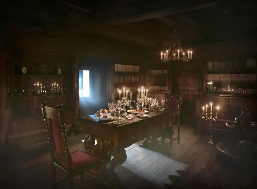 Airbnb offre une nuit dans un cercueil dans le château de Dracula
