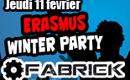 ERASMUS WINTER PARTY à Bordeaux