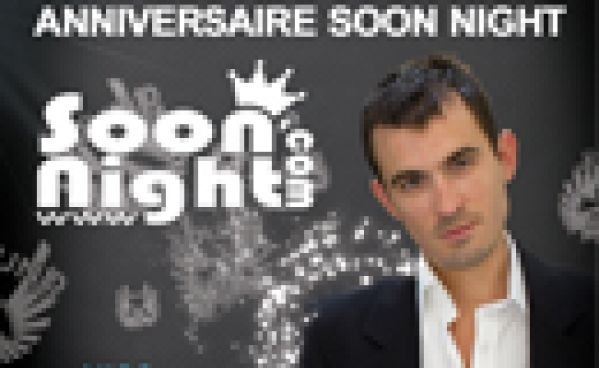 MATHIEU BOUTHIER ft. SOONNIGHT BIRTHDAY Le 03/11