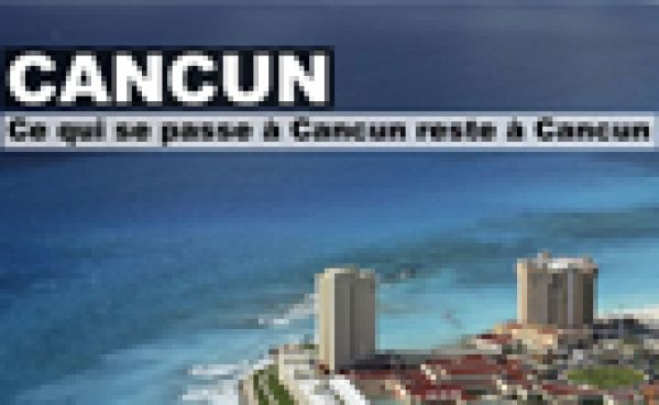 SPRING BREAK DE CANCUN 2012