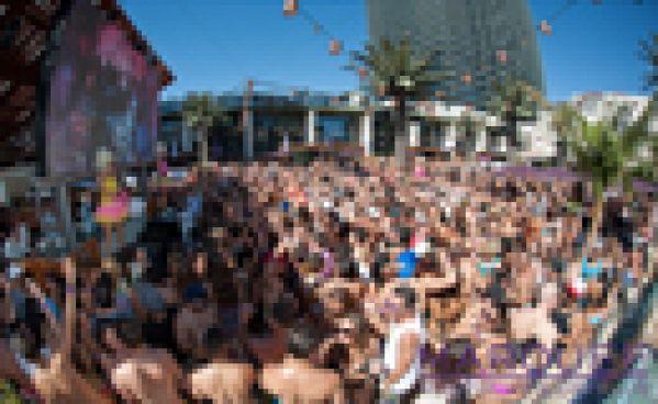 Sympa le programme du Marquee à Las Vegas