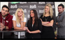 Suite de l'interview des acteurs Hollywood Girls