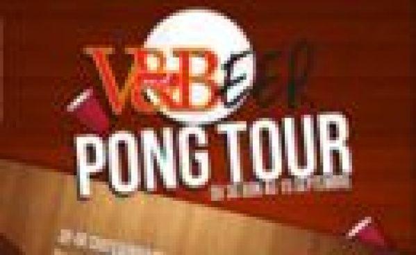 V&Beer Pong Tour 2012 !