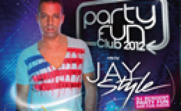 Party Fun Club With Jay Style @ La Plantation