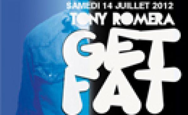 Get Fat @ CESAR PALACE Le 14 Juillet