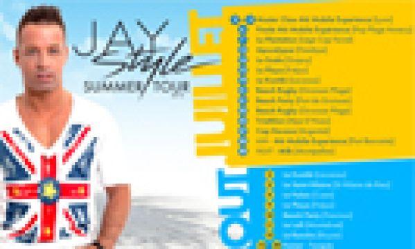 JAY STYLE, SUMMER TOUR 2012