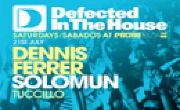 Dennis Ferrer & Solomun au Pacha Ibiza