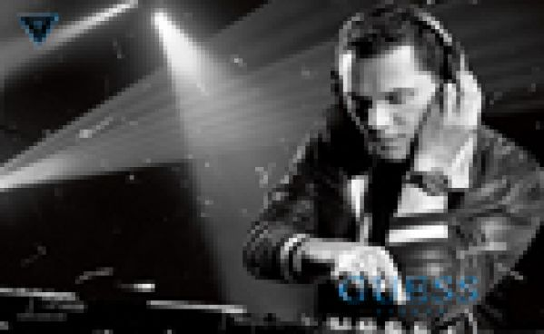 Tiësto, nouvelle collaboration avec Guess