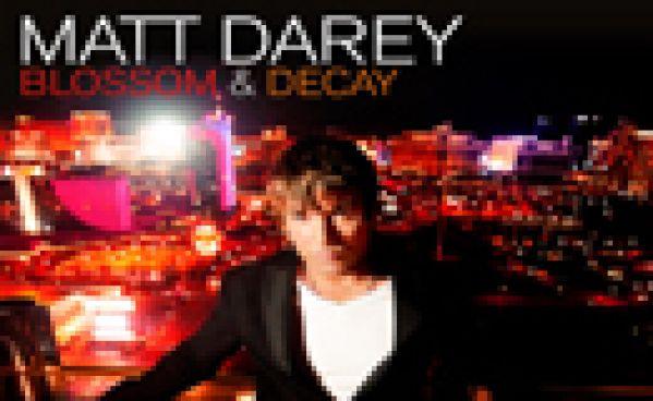 Matt Darey, son album solo Blossom & Decay