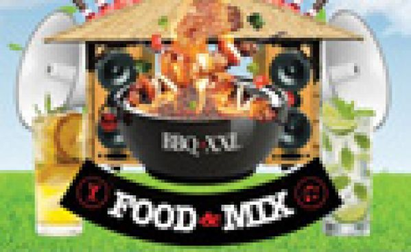 Food and Mix party BBQ