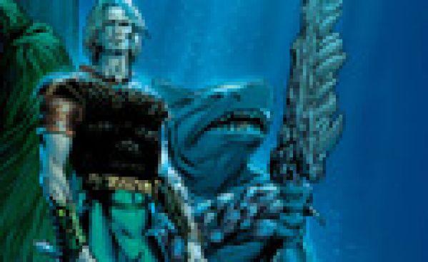 Aquaman le plus cool super héros!