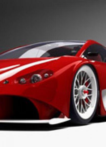 Ne fais pas le malin en Ferrari