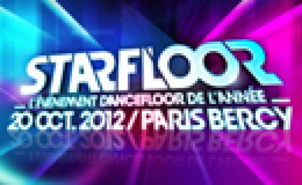 Starfloor à Bercy : l'évènement Dancefloor de l'année revient !