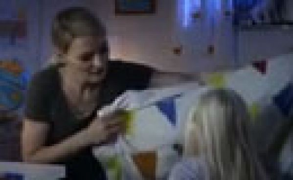 La berceuse traumatisante d'une mère allemande!